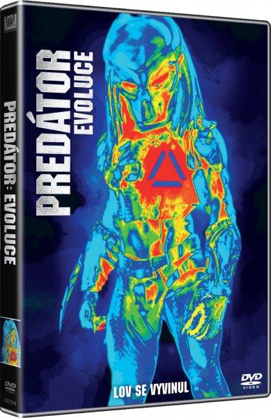 Predátor: Evoluce - DVD