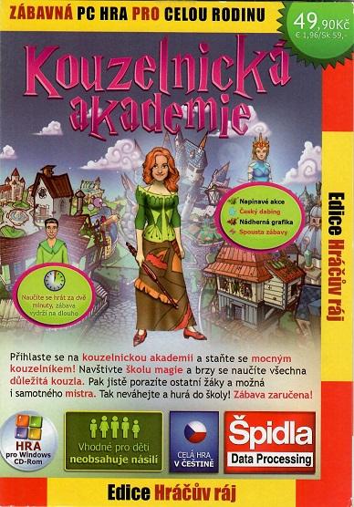 PC Hra - Kouzelnická akademie