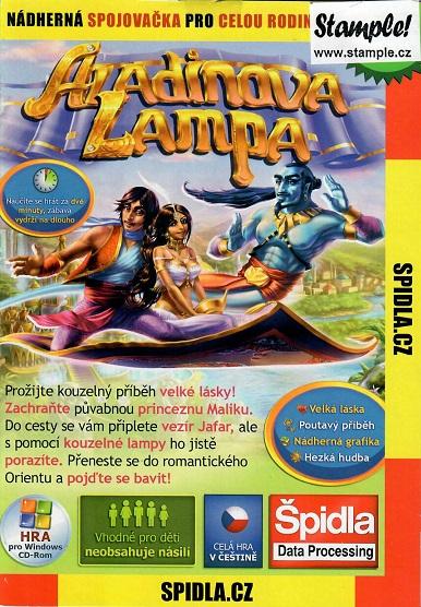 PC hra - Aladinova lampa