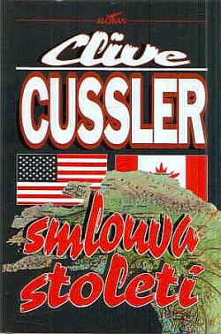 Smlouva století - Clive Cussler - bazarové zboží