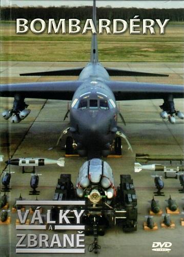 Války a zbraně 24 - Bombardéry ( DVD + brožurka ) - DVD