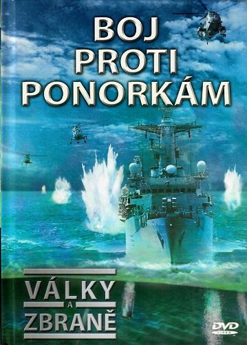 Války a zbraně 23 - Boj proti ponorkám ( DVD + brožurka ) - DVD