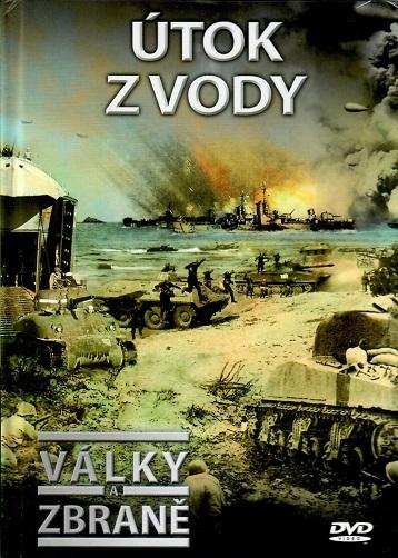 Války a zbraně 22 - Útok z vody ( DVD + brožurka ) - DVD