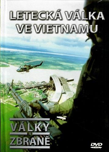 Války a zbraně 20 - Letecká válka ve Vietnamu ( DVD + brožurka ) - DVD