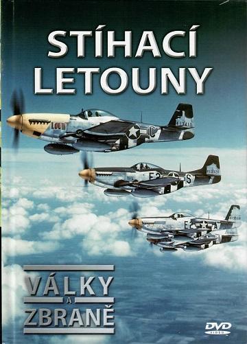 Války a zbraně 17 - Stíhací letouny ( DVD + brožurka ) - DVD
