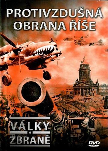 Války a zbraně 16 - Protivzdušná obrana říše ( DVD + brožurka ) - DVD
