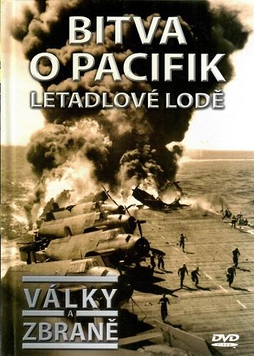 Války a zbraně 14 - Bitva o Pacifik, letadlové lodě ( DVD + brožurka ) - DVD