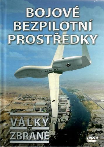 Války a zbraně 13 - Bojové bezpilotní prostředky ( DVD + brožurka ) - DVD