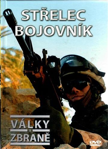 Války a zbraně 11 - Střelec bojovník ( DVD + brožurka ) - DVD
