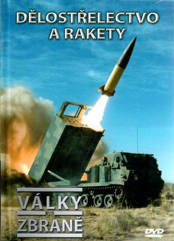 Války a zbraně 9 - Dělostřelectvo a rakety ( DVD + brožurka ) - DVD