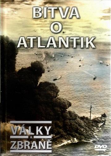 Války a zbraně 8 - Bitva o Atlantik ( DVD + brožurka ) - DVD
