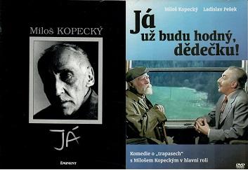 Kolekce Miloš Kopecky ( 1x kniha bazarová + 1x DVD Dárek )
