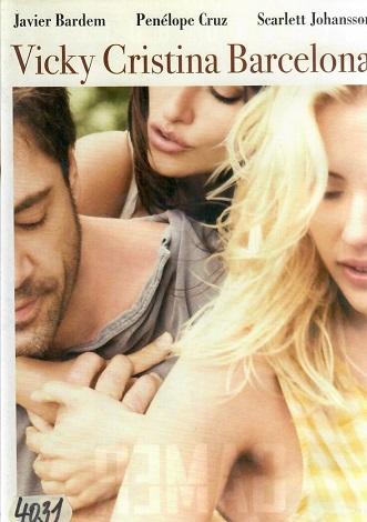 Vicky Cristina Barcelona ( bazarové zboží ) - DVD