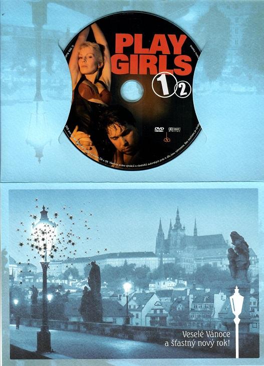 Playgirls 1, 2 ( dárkový papír obal ) - DVD