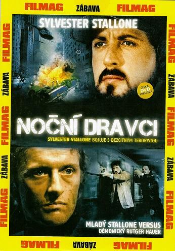 Noční dravci ( pošetka ) DVD