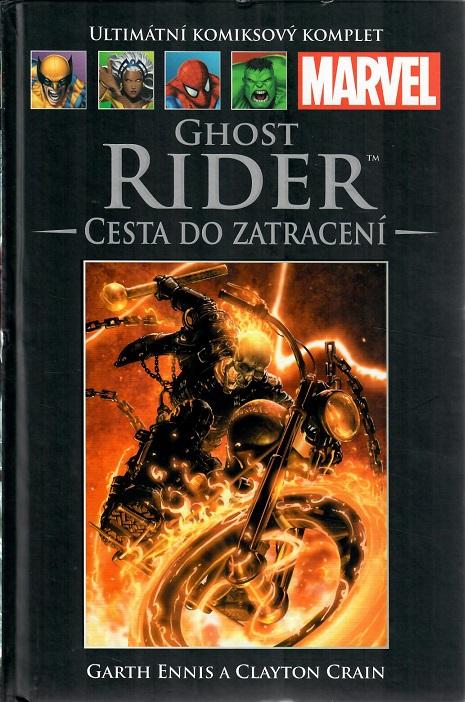 Ultimátní komiksový komplet - GHOST RIDER: CESTA DO ZATRACENÍ - Hřbet č. 38