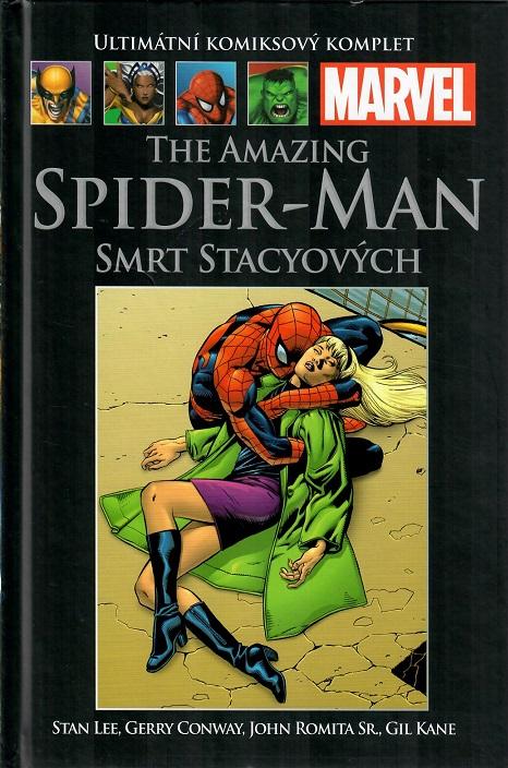 Ultimátní komiksový komplet  - THE AMAZING SPIDER-MAN: SMRT STACYOVÝCH - hřbet č. 103