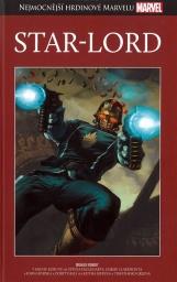 Nejmocnější hrdinové Marvelu -STAR-LORD - hřbet č. 44