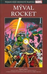 Nejmocnější hrdinové Marvelu - MÝVAL ROCKET - hřbet č. 45