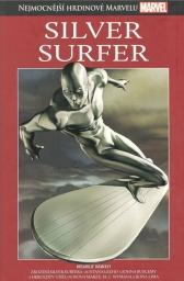 Nejmocnější hrdinové Marvelu - SILVER SURFER -  hřbet 40