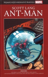 Nejmocnější hrdinové Marvelu - Ant-Man -  hřbet č. 50