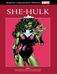 Nejmocnější hrdinové Marvelu - SHE-HULK - hřbet č. 51