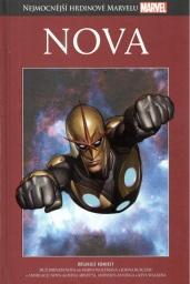 Nejmocnější hrdinové Marvelu - NOVA - hřbet č. 47