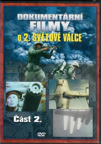 Dokumentární filmy o 2. světové válce - DVD