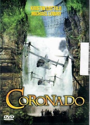 Coronado ( slim ) - DVD