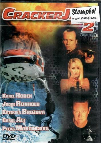 CrackerJack 2 - plast DVD