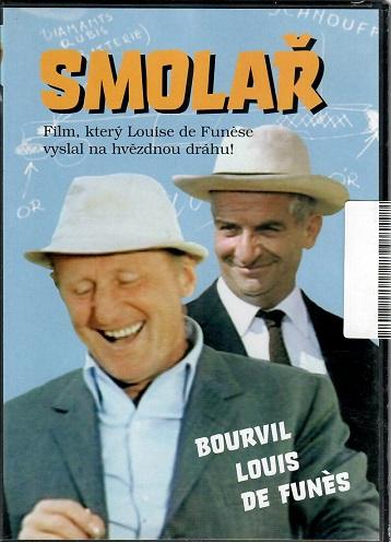 Smolař ( plast ) - DVD