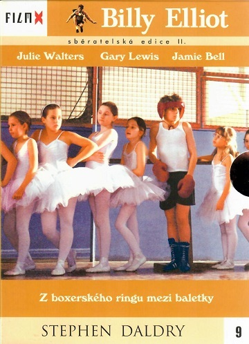 Billy Elliot - digipack DVD