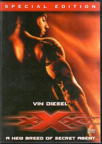 xXx ( originální znění s CZ titulky ) - plast DVD