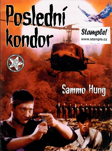 Poslední kondor ( digipack ) - DVD