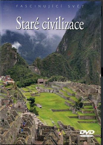 Staré civilizace - Plast DVD
