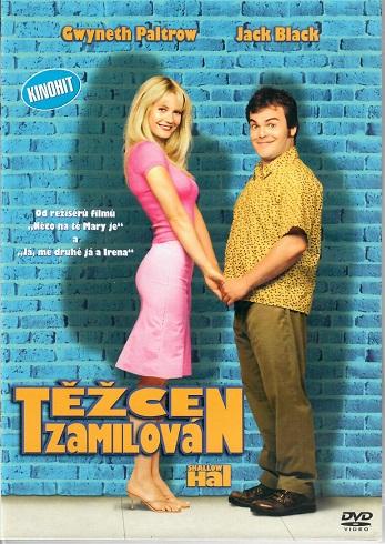 Těžce zamilován ( originální znění s CZ titulky ) - DVD