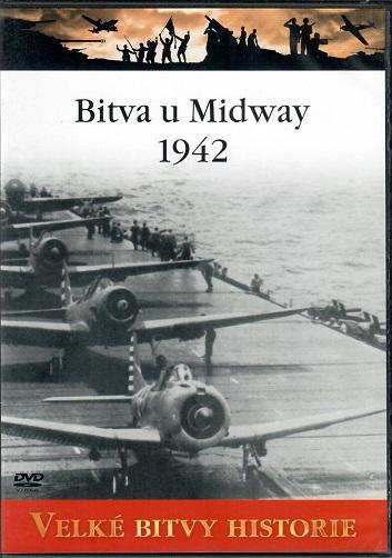 Velké bitvy historie 48 - Bitva u Midway 1942 - slim DVD