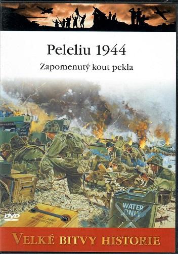 Velké bitvy historie 47 - Peleliu 1944 - slim DVD