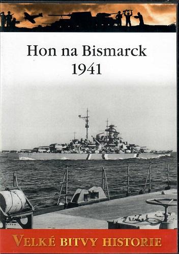 Velké bitvy historie 51 - Hon na Bismarck 1941 - slim DVD