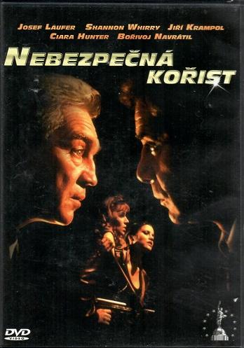 Nebezpečná kořist ( plast ) - DVD