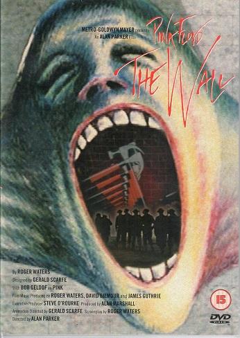 Pink Floyd - The Wall ( plast ) - DVD