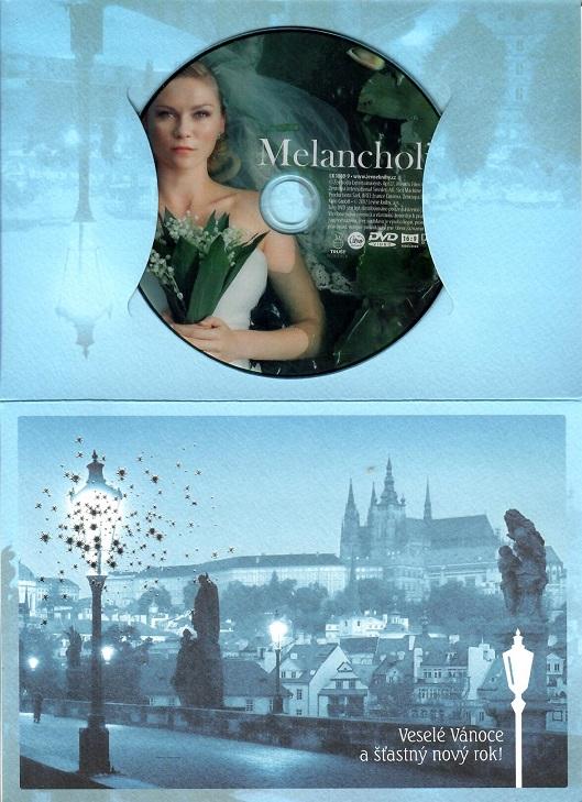 Melancholia ( dárkový papír obal ) - DVD