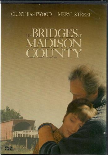 The Bridges of Madison County /Madisonské mosty ( původní znění s CZ titulky ) - DVD