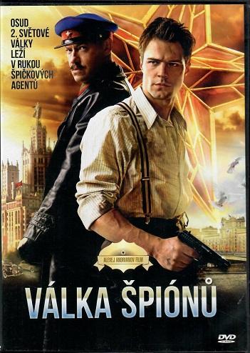 Válka špionů - slim DVD