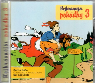 Nejkrásnější pohádky 3 - CD