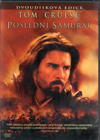 Poslední samuraj 2 DVD ( bazarové zboží ) - plast DVD