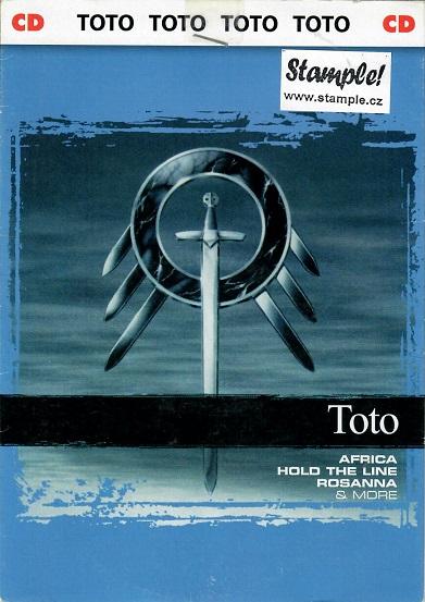 TOTO ( pošetka ) - CD