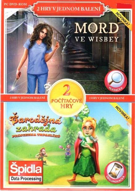 PC hra Mord ve Wisbey / Čarodějná zahrada: princezna trpaslíků - pošetka
