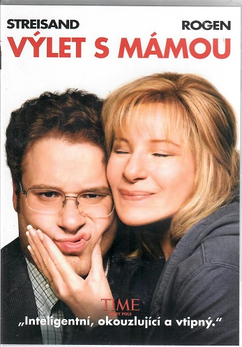 Výlet s mámou ( plast ) - DVD