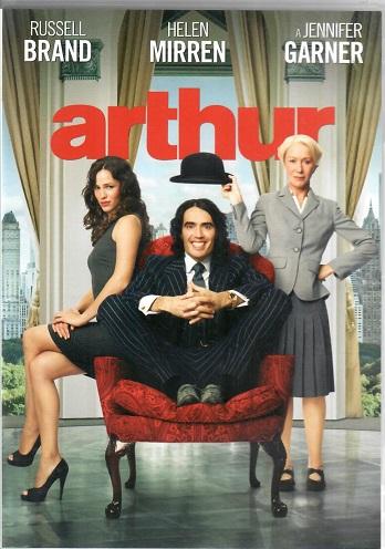Arthur ( plast ) - DVD